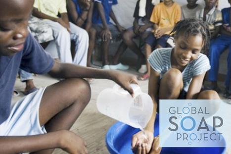 Un jabón de hotel que salva vidas | Consumo colaborativo | Scoop.it