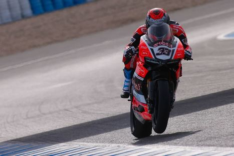 Ducati's Melandri Undergoes Successful Knee Surgery | Ductalk Ducati News | Scoop.it