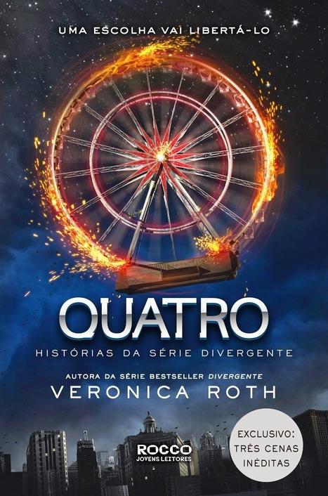 Cultivando a Leitura: Resenha - Quatro | Ficção científica literária | Scoop.it
