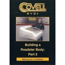 Ron Covell DVD - Building a Roadster Body - Part 2: Making the Turtledeck | Auto Restoration | Scoop.it