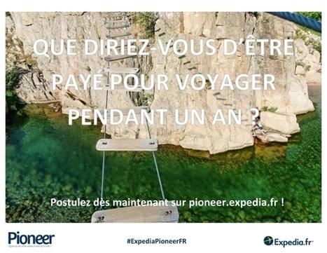 Le job idéal : être payé 115.000 euros pour voyager pendant un an | Insolites | Scoop.it
