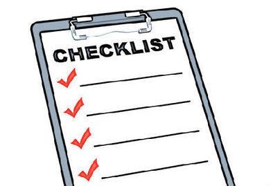 La checklist des 25 bonnes résolutions à prendre pour 2013 - | accompagnement TPE | Scoop.it