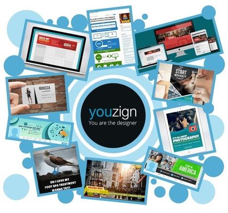 Youzign  You Are The Designer   Réseaux Sociaux et Web : Nouvelles   Scoop.it