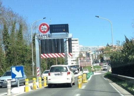 Angoulême: le tunnel de La Gâtine fermé pour réparation ce mercredi matin   Mairie d'Angoulême   Scoop.it