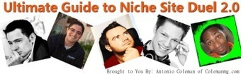 Ultimate Guide to Niche Site Duel 2.0 Supported by Pat Flynn Readers | Online Marketing | Scoop.it