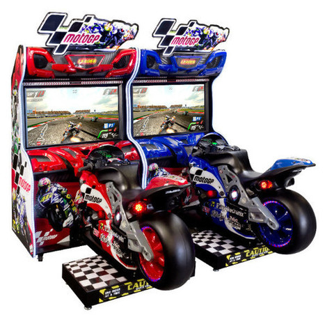 Introducing MotoGP: the Arcade Game | Motorcycle Racing | Scoop.it
