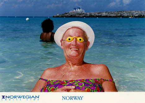Brilliant photographs of holidaymakers on cruise ships in the 1990s | What's new in Visual Communication? | Scoop.it