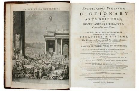 Encyclopedia Britannica Consigns Print Edition To History | Random Ephemera | Scoop.it