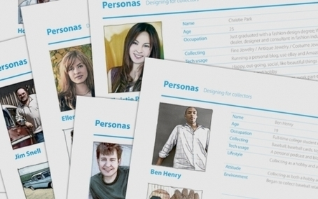 Personas - Service Design Tools | FastStart | Scoop.it