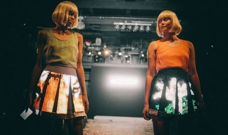 Wearable Tech Goes Haute Couture | Technology in Business Today | Scoop.it