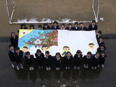 US-Japan Art Miles | iEARN in Action | Scoop.it