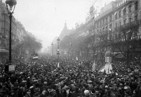 Histoire du 11 novembre-Éduscol HG | CDIJDP | Scoop.it