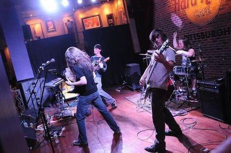 Pittsburgh's Great New Local Music Resource: Musicians Hotsheet   Pittsburgh Pennsylvania   Scoop.it