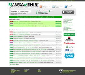 Lancement d'ARES-Avenir.org, plateforme d'insertion professionnelle | Le Blog de l'ARES | INSERTION PROFESSIONNELLE | Scoop.it