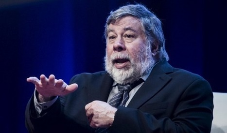 Apple co-founder Steve Wozniak warns of coming 'internet of things' bubble | Technological Sparks | Scoop.it