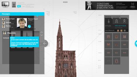 LE DÉFI DES BÂTISSEURS | Interactive & Immersive Journalism | Scoop.it