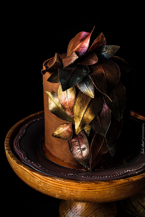 Tarta de otoño, chocolate y caramelo - Bake-Street.com | Passion for Cooking | Scoop.it