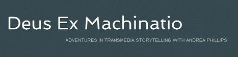 Making Isn't Enough | Transmedia: Storytelling for the Digital Age | Scoop.it