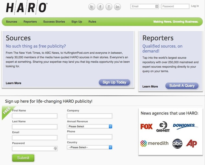18 PR Tools for Monitoring & Managing Media Relations | Social Media Tips | Scoop.it