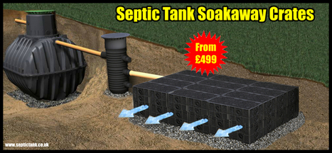 Septic Tank, Soakaway and Sewage Treatment at an Affordable Price | Home Improvement Digest | Scoop.it
