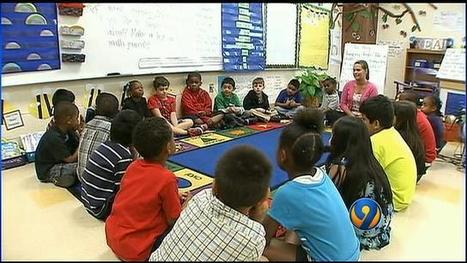 Local elementary school targets bullying in different way - WSOC Charlotte | EDCI280 | Scoop.it