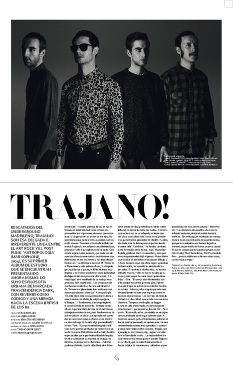 NEO2 - Noviembre 2014 | TRAJANO! | Scoop.it