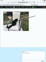 Notebookcast: un service de tableau blanc collaboratif en ligne, prometteur y compris sans inscription | Le coutelas de Ticeman | le foyer de Ticeman | Scoop.it