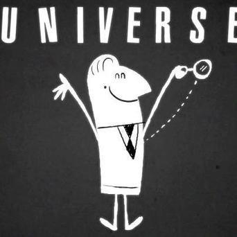 CERN Physicist Explains the Origins of the Universe for Beginners with a Short Animated Video | Wisdom 1.0 | Scoop.it