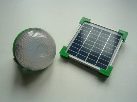 Schneider Electric presenta una lámpara solar LED para zonas sin electricidad - EFEverde, noticias ambientales | Agua | Scoop.it