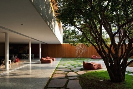 studio mk27 - marcio kogan — Cobogó house | Architecture and Design | Scoop.it