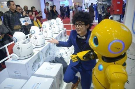 A Pékin, des Chinois passionnés rêvent des robots de demain | Une nouvelle civilisation de Robots | Scoop.it