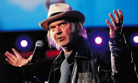 """Neil Young calls vinyl revival """"a fashion statement"""" – FACT Magazine: Music News, New Music. 