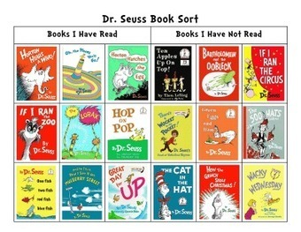 Dr+Seuss+Book+sort.png (400x309 pixels) | anger management | Scoop.it