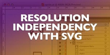 Resolution Independence With SVG - Smashing Coding | Smashing Coding | Open Web Platform | Scoop.it