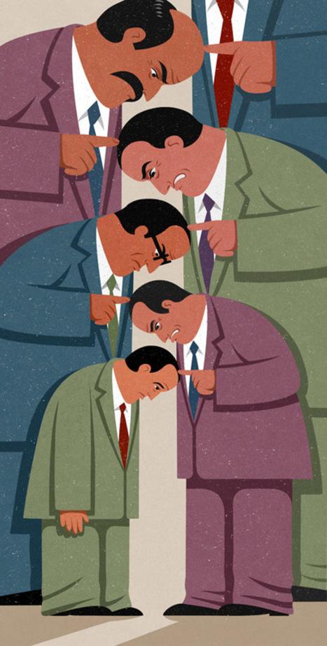 The Middle Men, par John Holcroft | Varia | Scoop.it