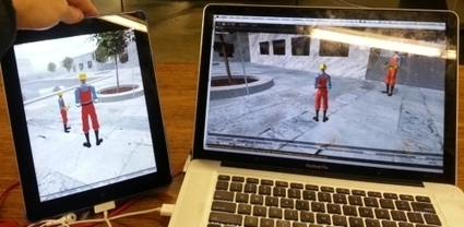 New World Notes: The Future of OpenSim: Conversion to Unity for Mobile Use | 3DVirtual Environments | Scoop.it