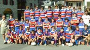 Saint-Lary-Soulan. Rentrée à l'école de rugby du COS | Vallée d'Aure - Pyrénées | Scoop.it