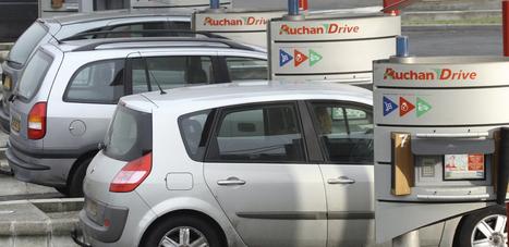 Le « drive », un cadeau empoisonné pour la grande distribution | veille grande distribution drive en France | Scoop.it
