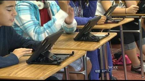 Back-to-School 101: Technology in the classroom - WCAX | Encourage Responsible Behavior: Classroom Management and Discipline | Scoop.it