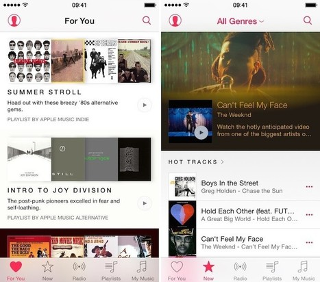 Tips for Getting Siri to Play Tracks in Apple Music | Informática Educativa y TIC | Scoop.it