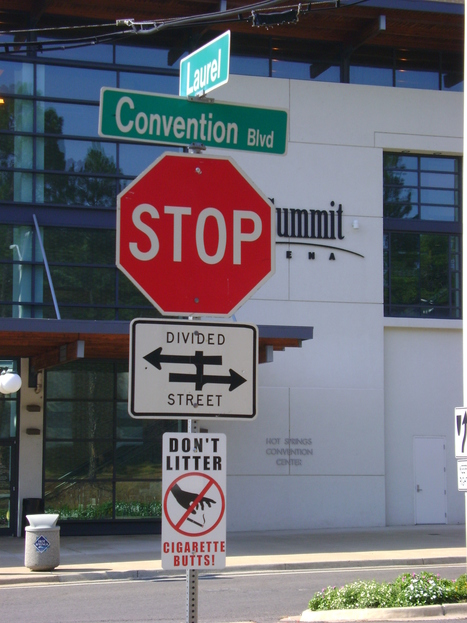 Creatively Inspired @ S.T.O.P. signs!! | Transformational Driving | Scoop.it