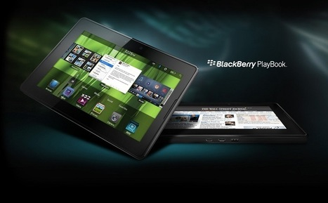 Is Blackberry PlayBook Dying? - Technology Tribune | Suleman H Khan | Scoop.it