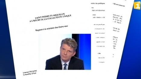 Constats et préconisations pour une collectivité unique (Saint-Pierre et Miquelon) | Veille institutionnelle Guadeloupe | Scoop.it