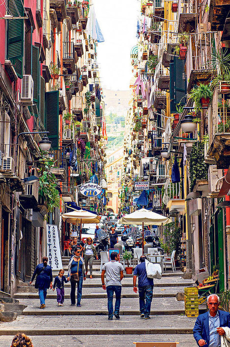 Is Naples the favourite Italian Town for Brits? | Italia Mia | Scoop.it