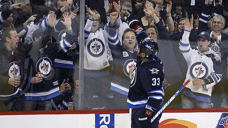 CBC Manitoba | Winnipeg Jets | 5 thoughts as Jets head into 4-day vacay | Hot off the Net | Scoop.it