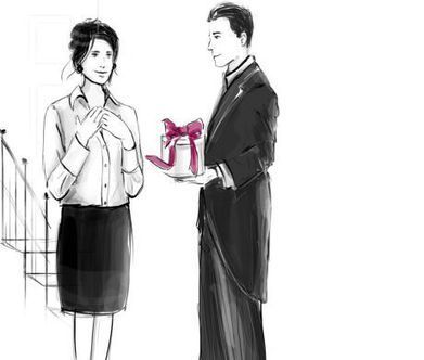 Livraison de vos fleurs et cadeaux par Majordome sur Nantes | Livraison chic Majordome pour faire du  cadeau un événement, offrir un cadeau, fleurs, macarons, maroquinerie, mariages, nantes | Scoop.it