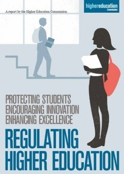 REGULATING HIGHER EDUCATION -Higher Education Commission | Higher education news for libraries and librarians | Scoop.it