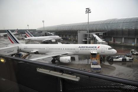 Pollution : les avions au sol pointés du doigt | Toxique, soyons vigilant ! | Scoop.it