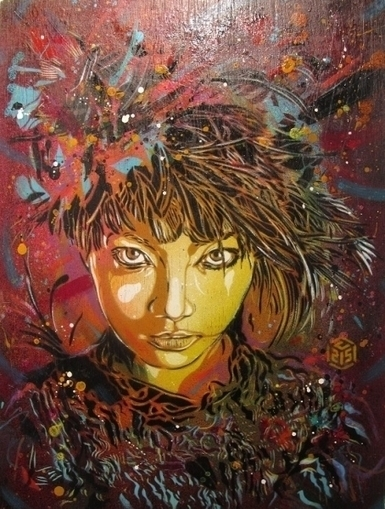 Street Artists Series - C215 Does More Than Stencils - Artsnapper | Cris Val's Favorite Art Topics | Scoop.it