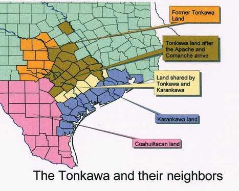Karankawa Indians | Karankawa | Scoop.it